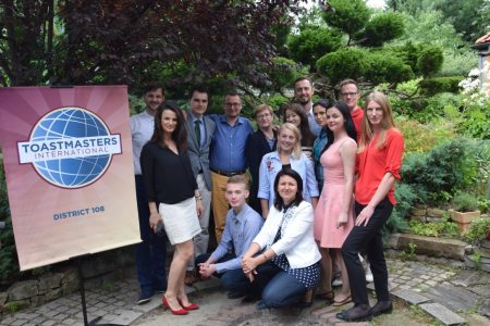 Toastmasters Bootcamp -The Leadership experience