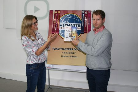 Gamification in Toastmasters