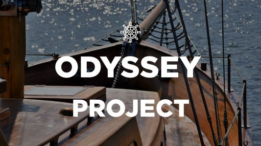 The Odyssey Project of D108: Interview with its founder – Adriana Vasilache