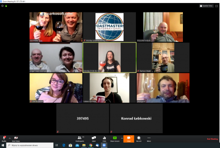 Toastmasters Fusion – 1st ever Division D ONLINE Conference 2020!
